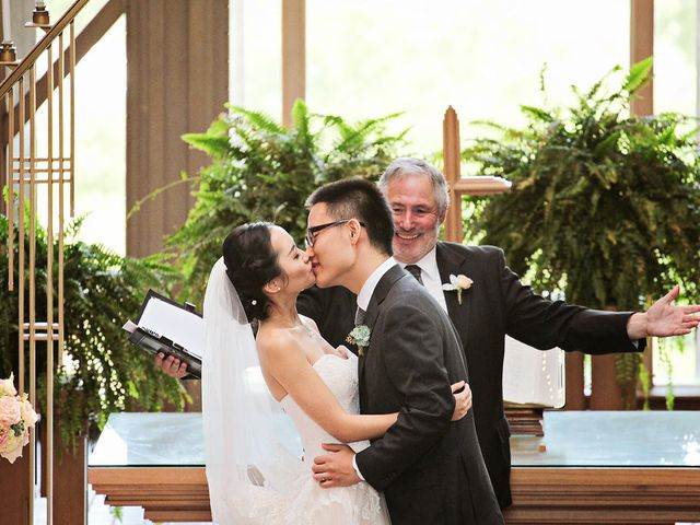 Xing and Mengchao's Wedding in Fort Worth, Texas 12