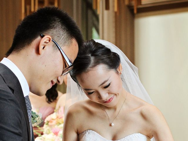 Xing and Mengchao's Wedding in Fort Worth, Texas 10