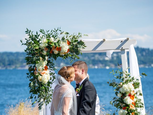 Shannon and Vincent's Wedding in Seattle, Washington 14