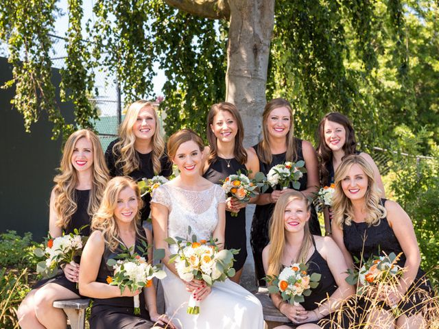 Shannon and Vincent's Wedding in Seattle, Washington 7