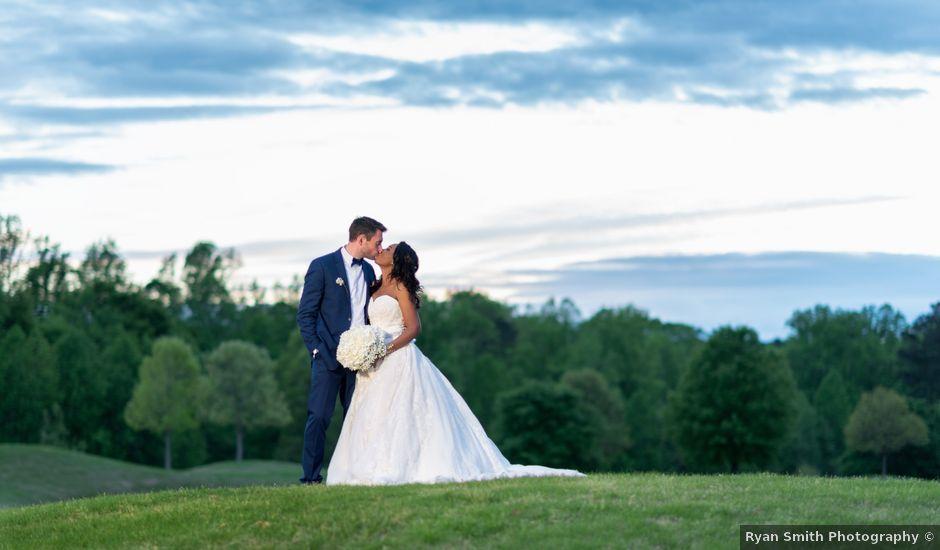 Matt and Ornelie's Wedding in Raleigh, North Carolina
