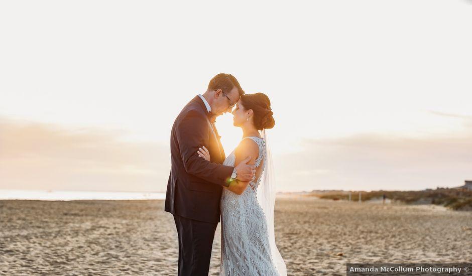James and Jessica's Wedding in Oak Island, North Carolina