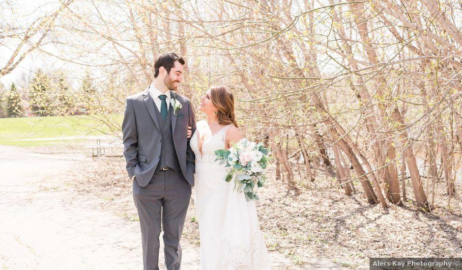 Tyler and Bryn's Wedding in Fargo, North Dakota
