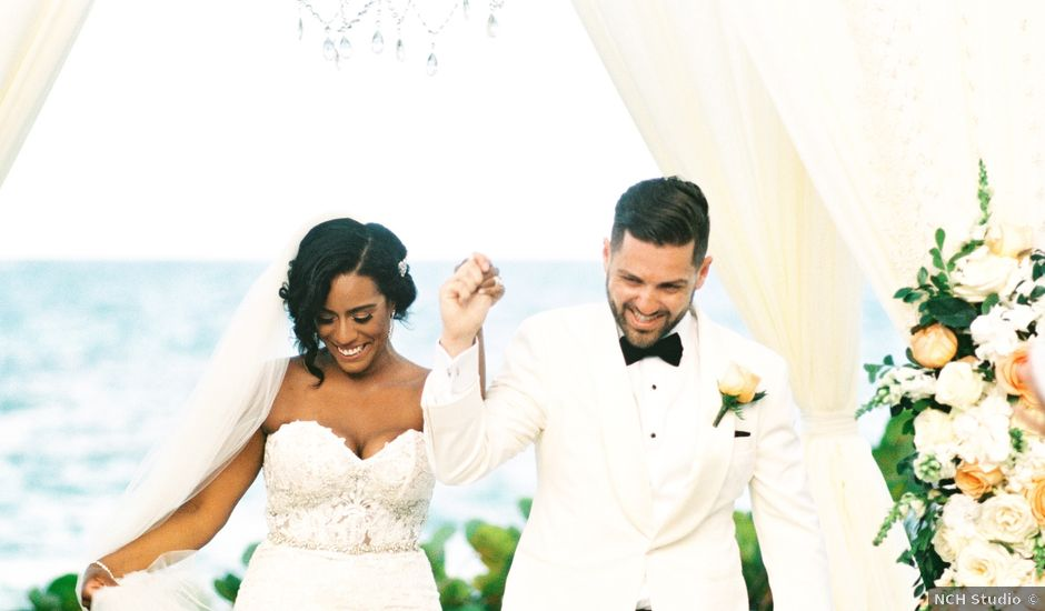 Jerry and Ivelisse's Wedding in Punta Cana, Dominican Republic