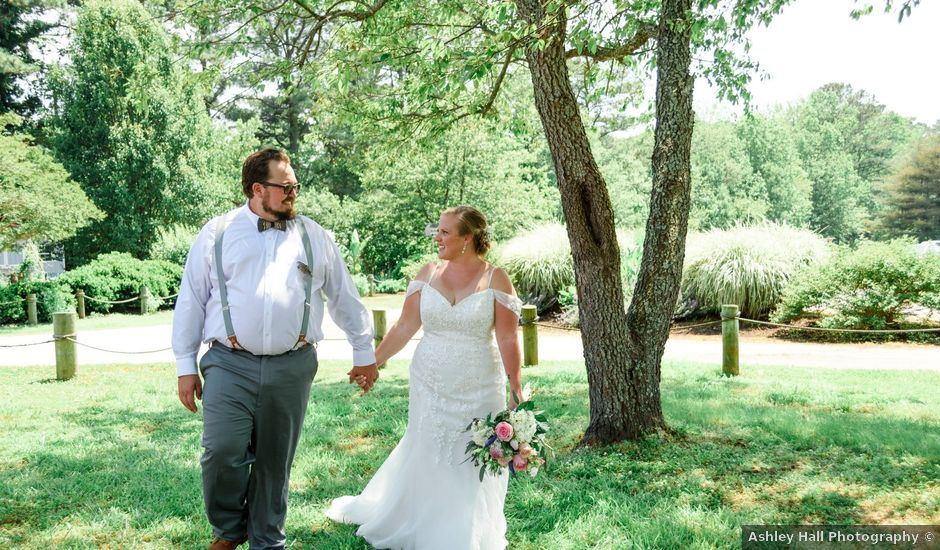 Martin and Susannah's Wedding in Deltaville, Virginia