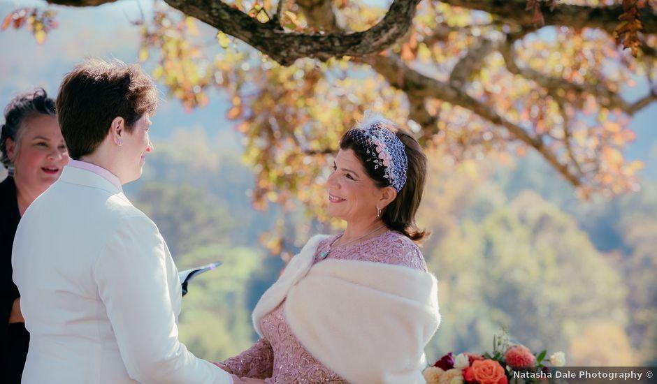 Roxanna and Linda's Wedding in Asheville, North Carolina
