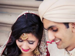 Kashif and Anum's Wedding in Davenport, Iowa 11