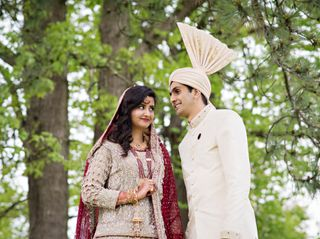 The wedding of Anum and Kashif