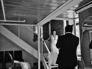 The wedding of Amanda and Tom 1