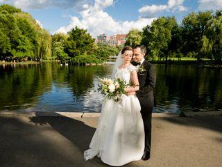 The wedding of Kerri  and Patrick