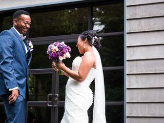 Jennifer and Edwin's Wedding in Bellevue, Washington 10