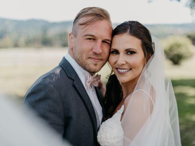 The wedding of Bailey and Jacob