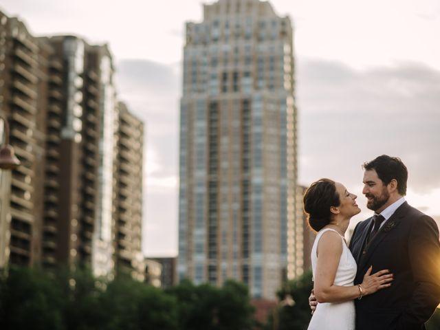 Tom and Amanda's Wedding in Minneapolis, Minnesota 1