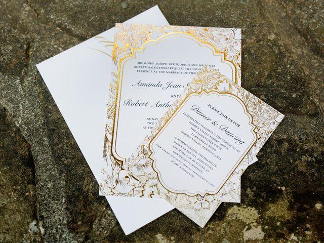 Bobby and Amanda's Wedding in Hidden Valley, Pennsylvania 4