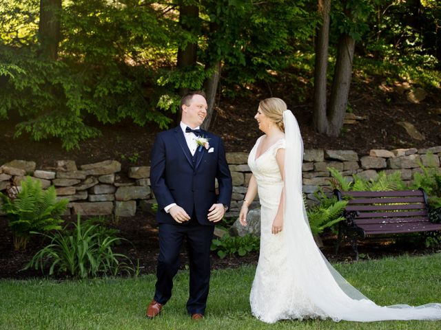 Bobby and Amanda's Wedding in Hidden Valley, Pennsylvania 14