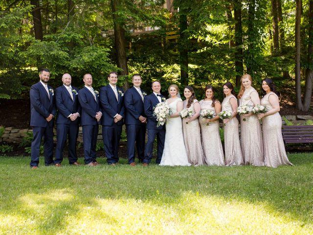Bobby and Amanda's Wedding in Hidden Valley, Pennsylvania 22