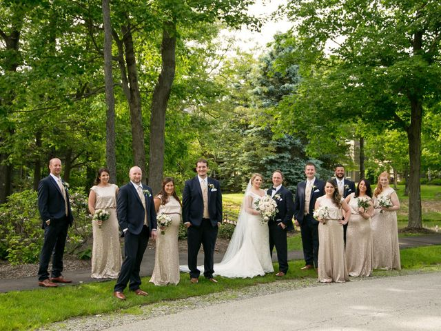 Bobby and Amanda's Wedding in Hidden Valley, Pennsylvania 45