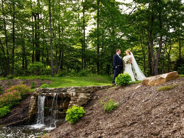 Bobby and Amanda's Wedding in Hidden Valley, Pennsylvania 46