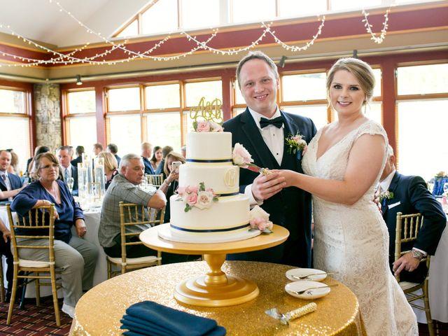 Bobby and Amanda's Wedding in Hidden Valley, Pennsylvania 55