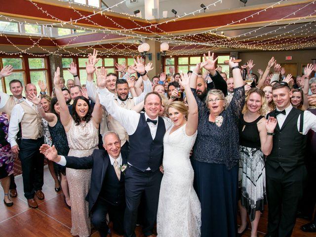 Bobby and Amanda's Wedding in Hidden Valley, Pennsylvania 69