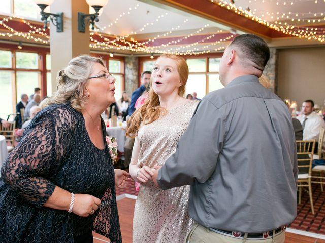Bobby and Amanda's Wedding in Hidden Valley, Pennsylvania 72