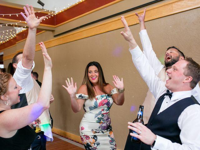 Bobby and Amanda's Wedding in Hidden Valley, Pennsylvania 73
