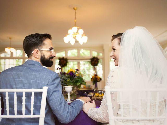 Bradley and Na'amah's Wedding in Eureka Springs, Arkansas 1