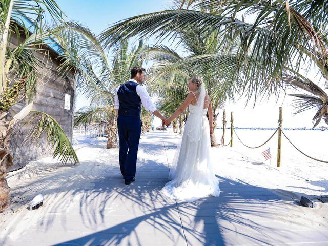 Tyler and Kim's Wedding in Wildwood, New Jersey 5