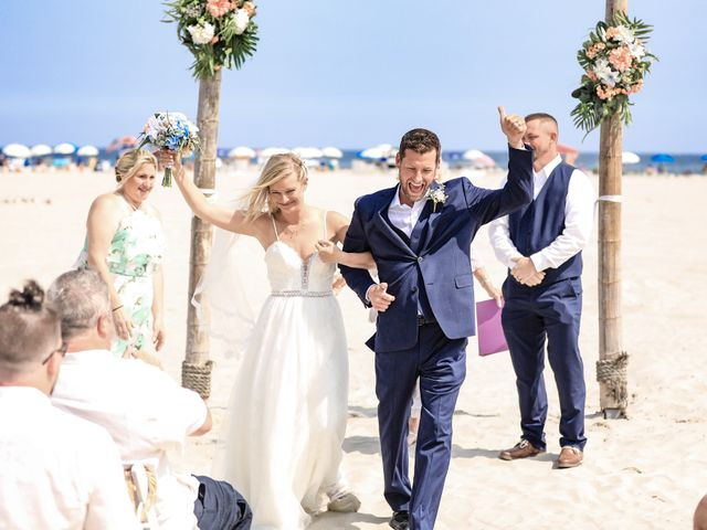 Tyler and Kim's Wedding in Wildwood, New Jersey 11