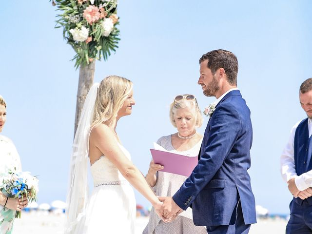 Tyler and Kim's Wedding in Wildwood, New Jersey 14