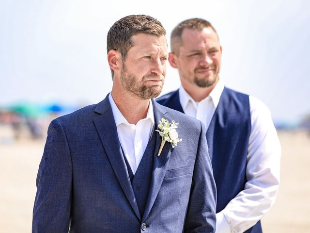 Tyler and Kim's Wedding in Wildwood, New Jersey 15