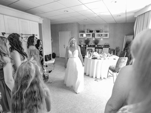 Tyler and Kim's Wedding in Wildwood, New Jersey 20
