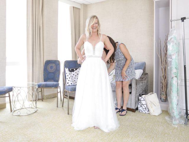 Tyler and Kim's Wedding in Wildwood, New Jersey 22