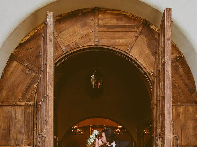 Anna and Marco's Wedding in Tubac, Arizona 4