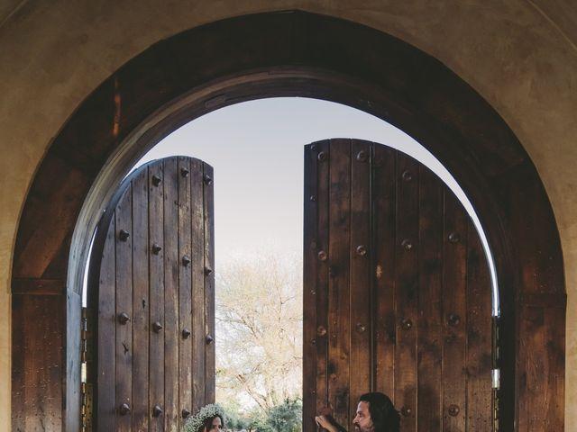 Anna and Marco's Wedding in Tubac, Arizona 5