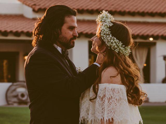 Anna and Marco's Wedding in Tubac, Arizona 6