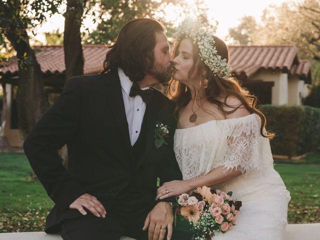 Anna and Marco's Wedding in Tubac, Arizona 1