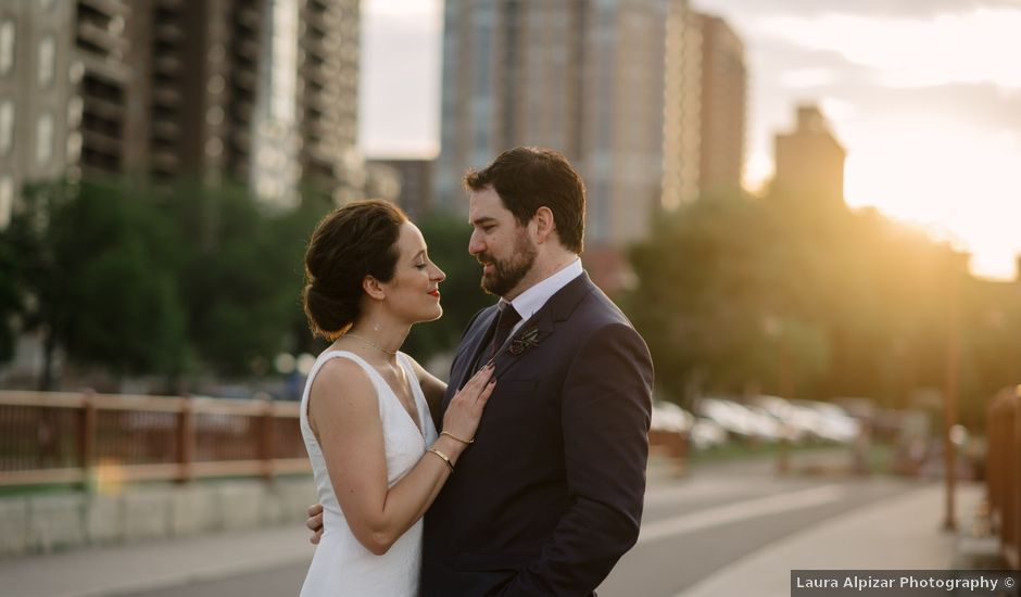 Tom and Amanda's Wedding in Minneapolis, Minnesota