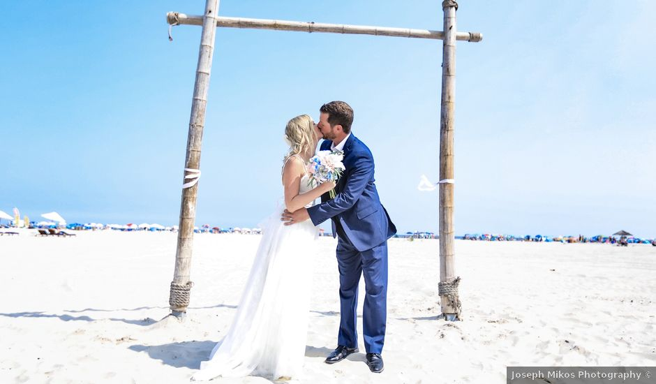 Tyler and Kim's Wedding in Wildwood, New Jersey