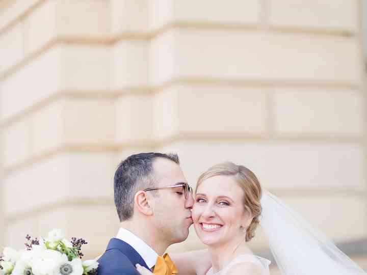 The wedding of Kerem and Jennifer