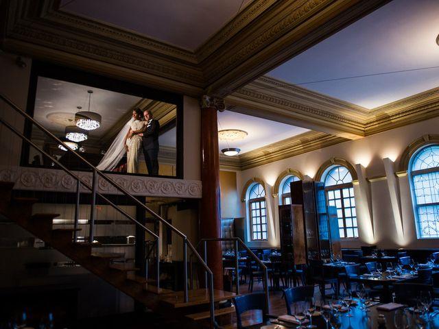 Lesley-Ann and Glen's Wedding in Toronto, Ohio 8