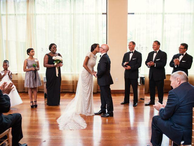 Lesley-Ann and Glen's Wedding in Toronto, Ohio 11