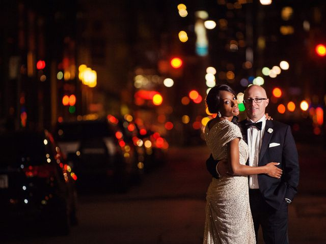 Lesley-Ann and Glen's Wedding in Toronto, Ohio 24