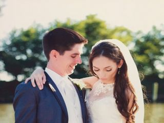The wedding of Caitlin  and Jeremy