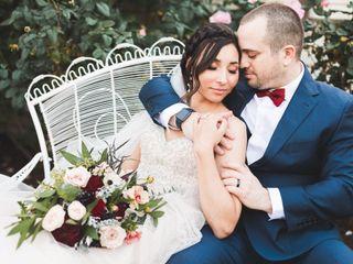 The wedding of Mikala and Matt