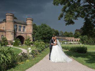 The wedding of Olga and Sengen