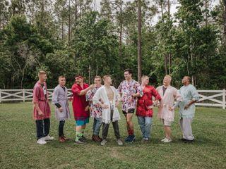 Michael and Jana's Wedding in Saint Augustine, Florida 3