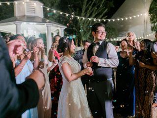 The wedding of Karelys and Eddie 1