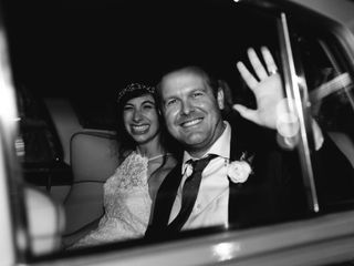 The wedding of Mary Rose and John 2