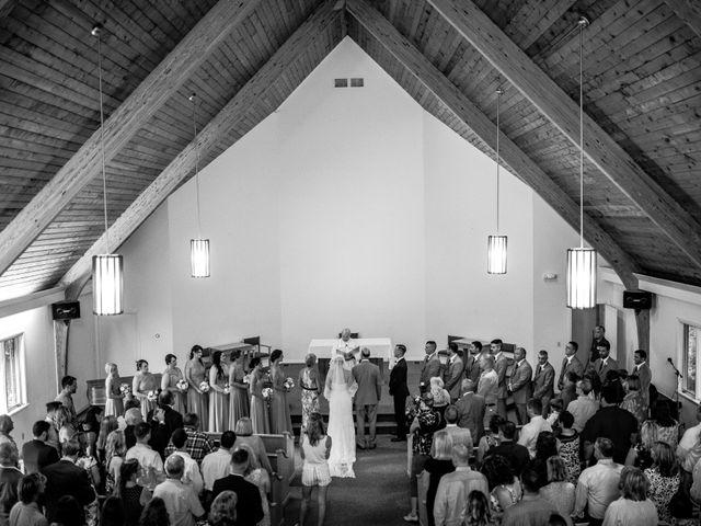 Krista and Nick's Wedding in Kingfield, Maine 6
